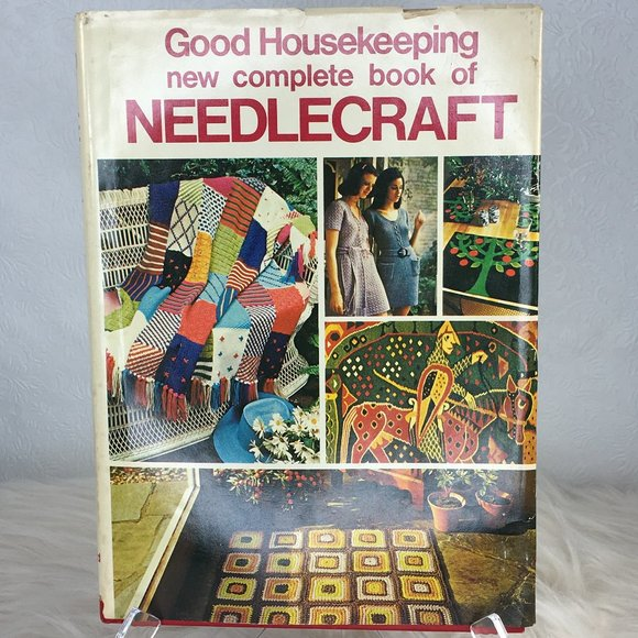 Good Housekeeping0 Other - Vtg Good Housekeeping New Complete Book Needlecraf